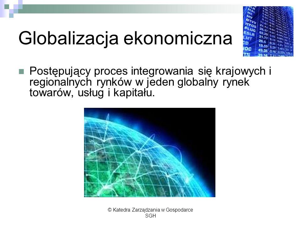 Globalizacja ekonomiczna