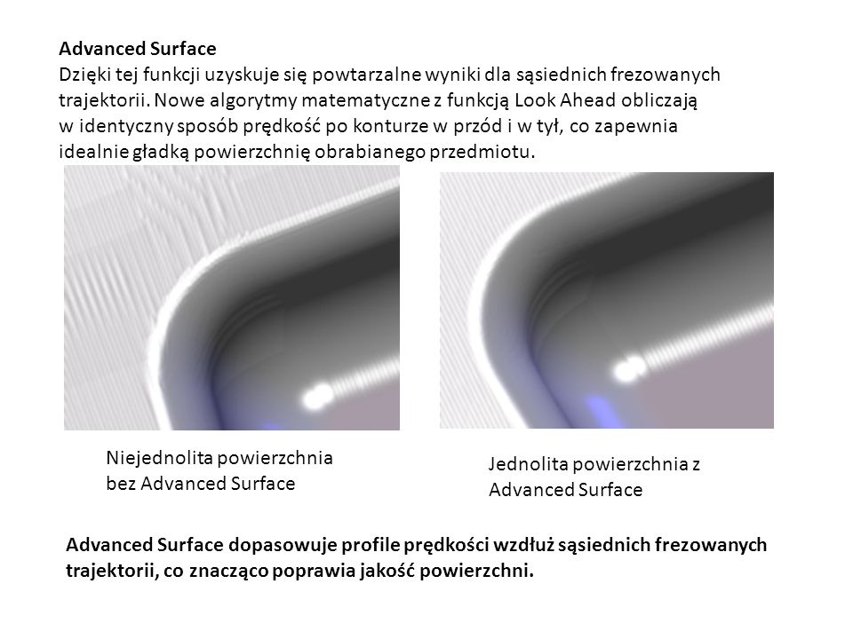 Advanced Surface