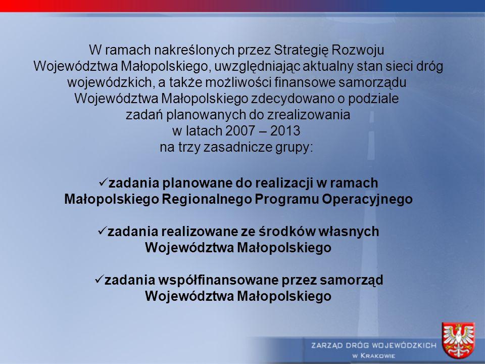 W ramach nakreślonych przez Strategię Rozwoju