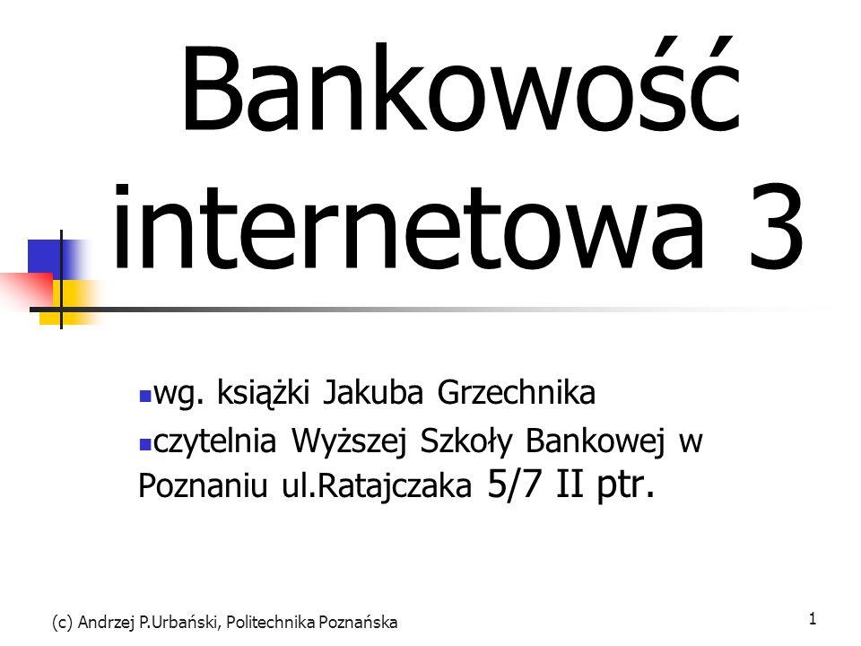 Bankowość internetowa 3