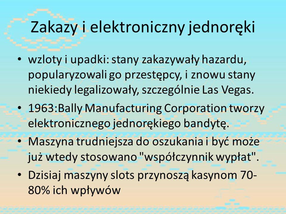 Zakazy i elektroniczny jednoręki