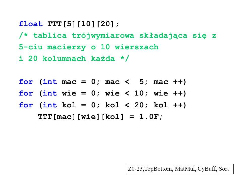 for (int mac = 0; mac < 5; mac ++)