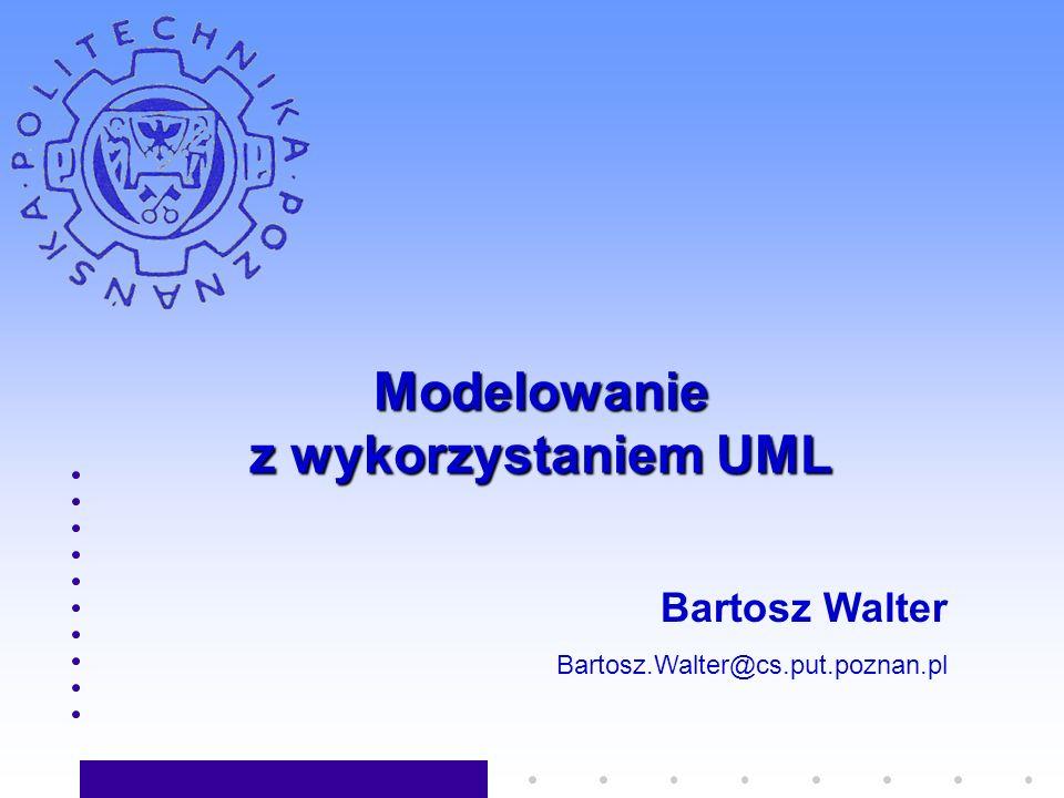 Modelowanie z wykorzystaniem UML