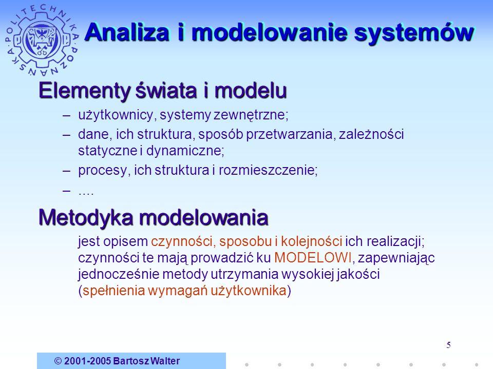 Analiza i modelowanie systemów