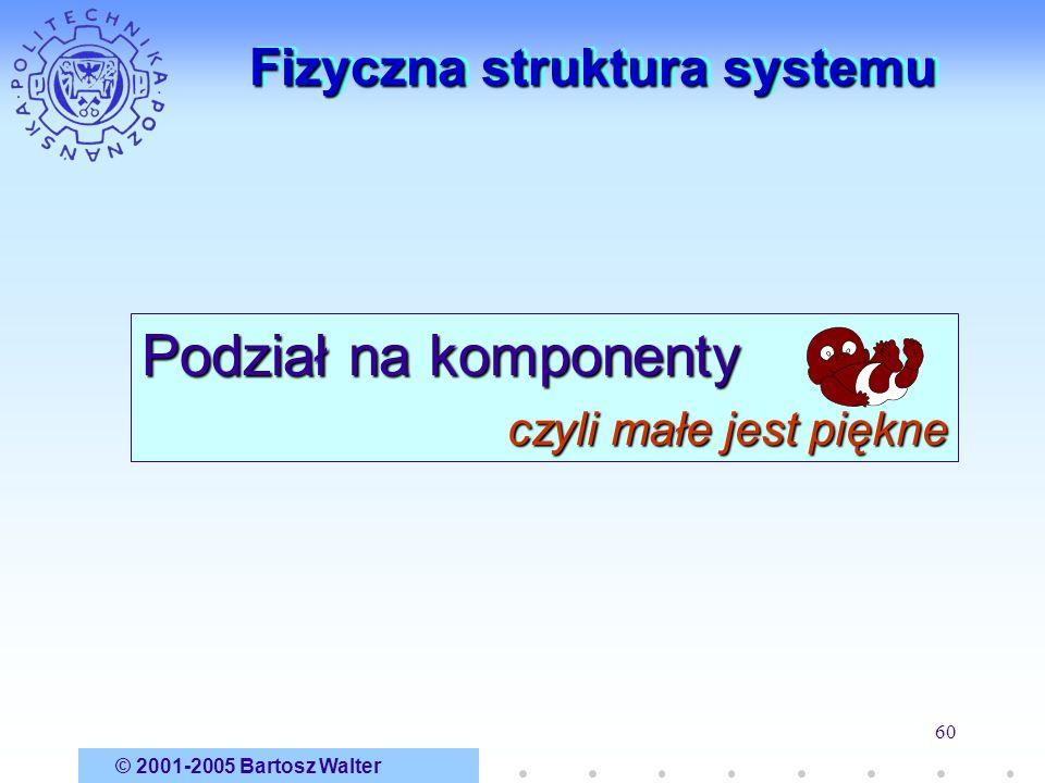 Fizyczna struktura systemu