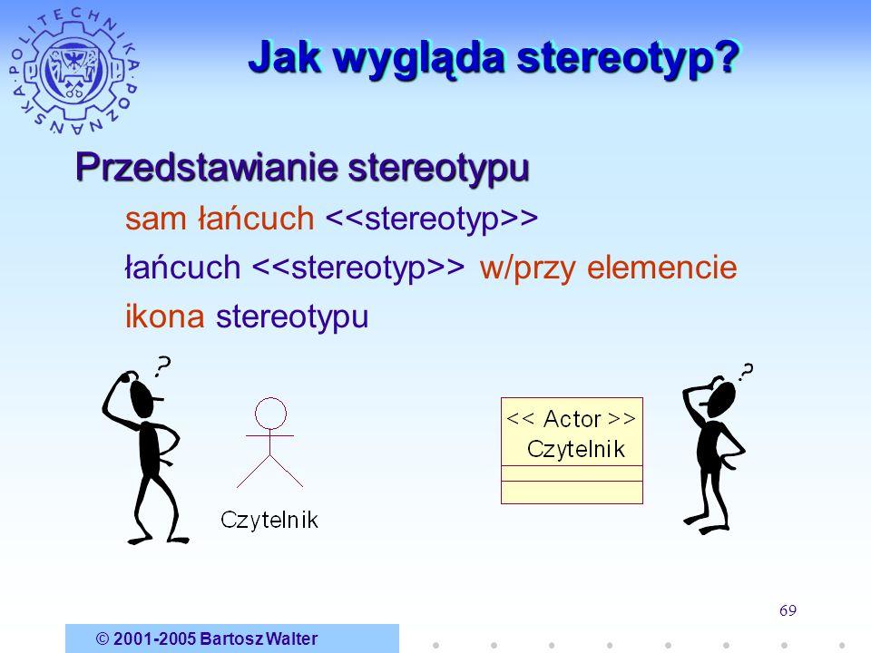 Jak wygląda stereotyp Przedstawianie stereotypu