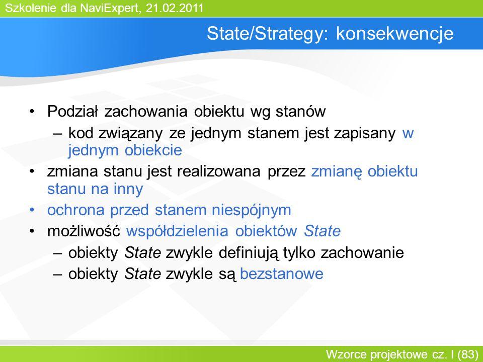 State/Strategy: konsekwencje