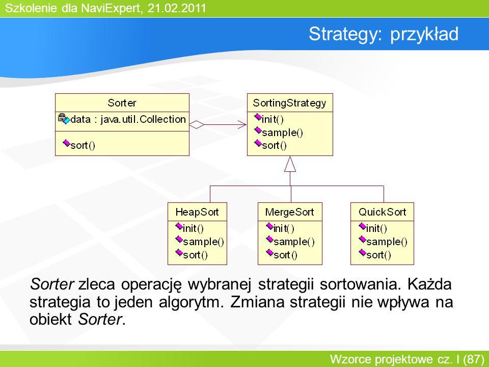 Bartosz Walter Strategy: przykład.