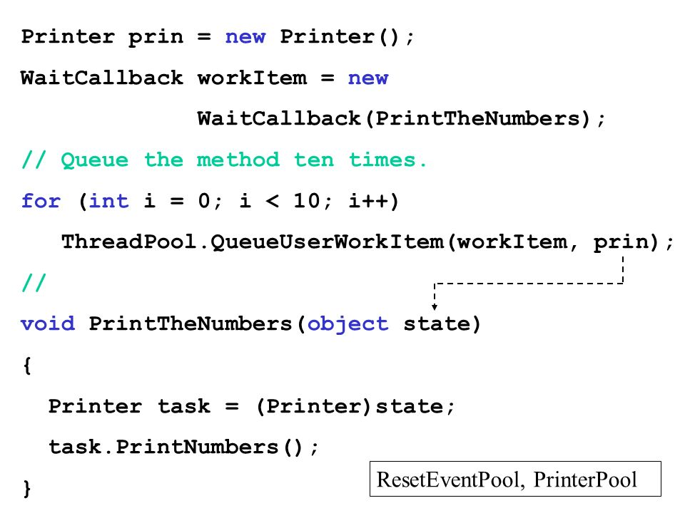 Printer prin = new Printer();