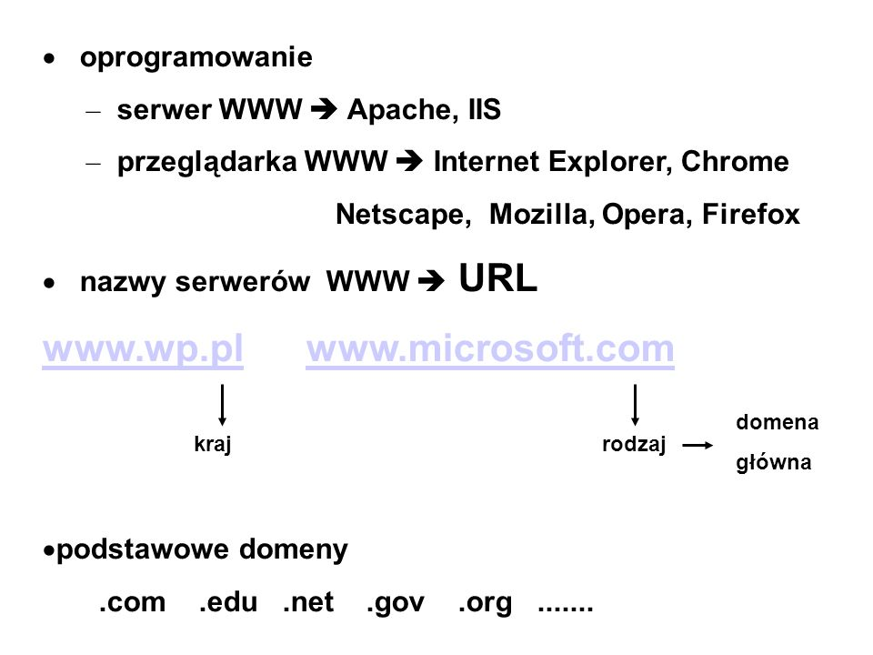 www.wp.pl www.microsoft.com
