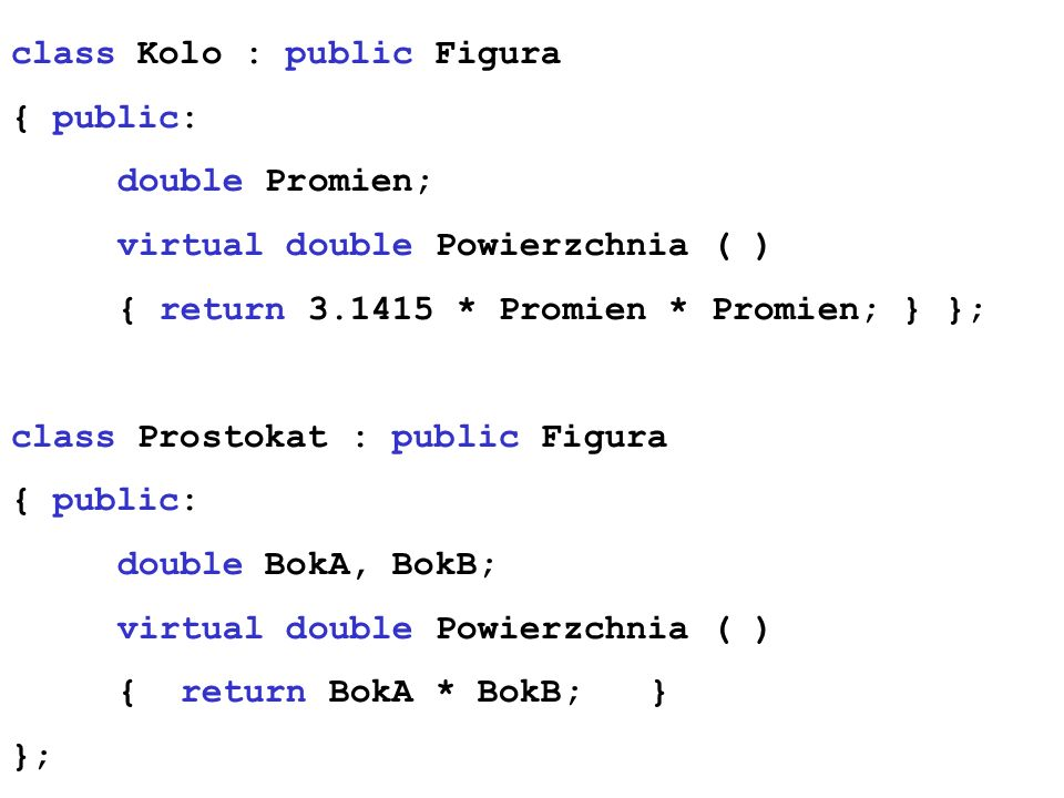 class Kolo : public Figura