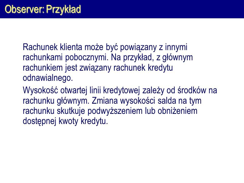 Observer: Przykład