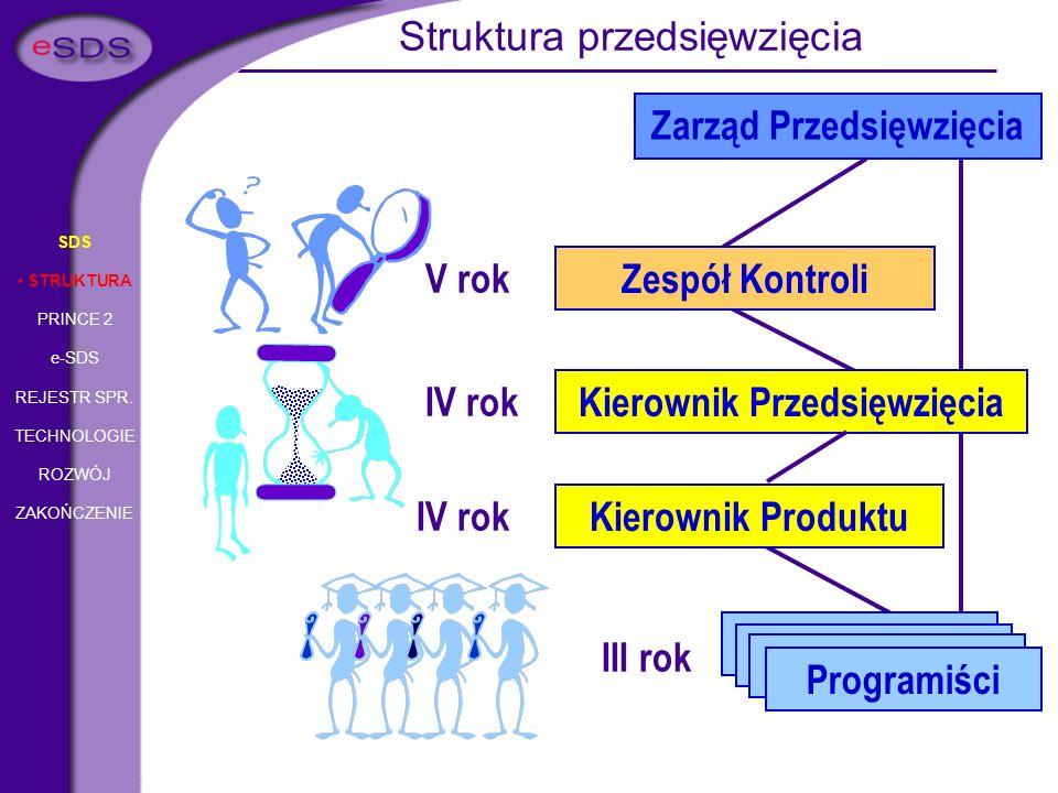 Struktura przedsięwzięcia
