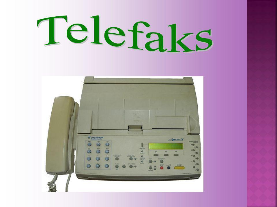 Telefaks