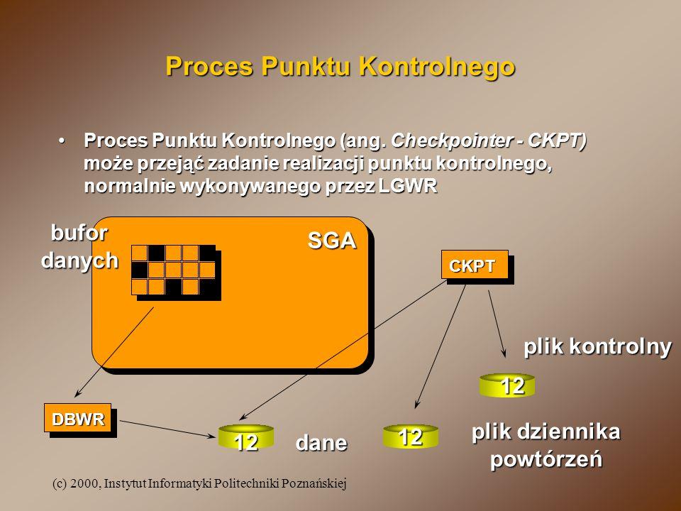 Proces Punktu Kontrolnego