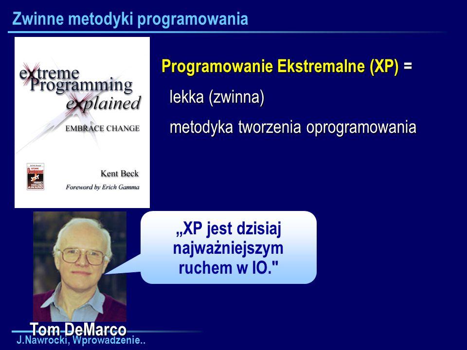 Zwinne metodyki programowania