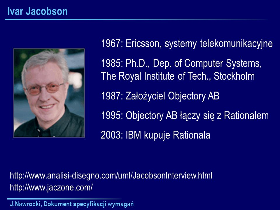 1967: Ericsson, systemy telekomunikacyjne