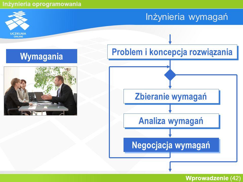 Problem i koncepcja rozwiązania