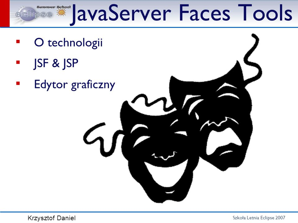 JavaServer Faces Tools