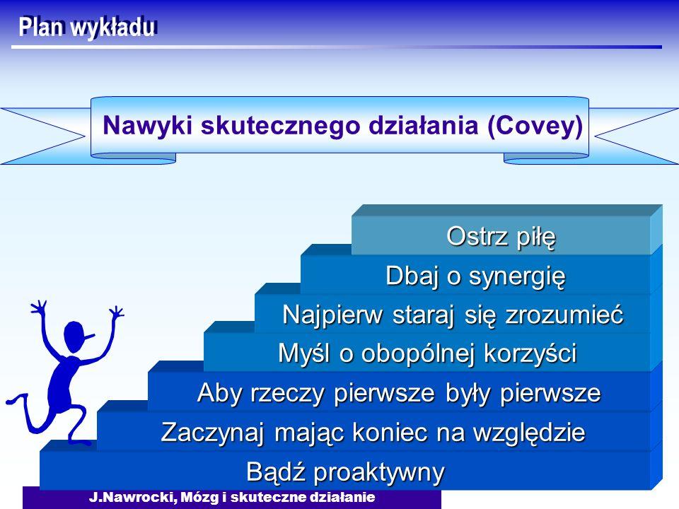 Nawyki skutecznego działania (Covey)