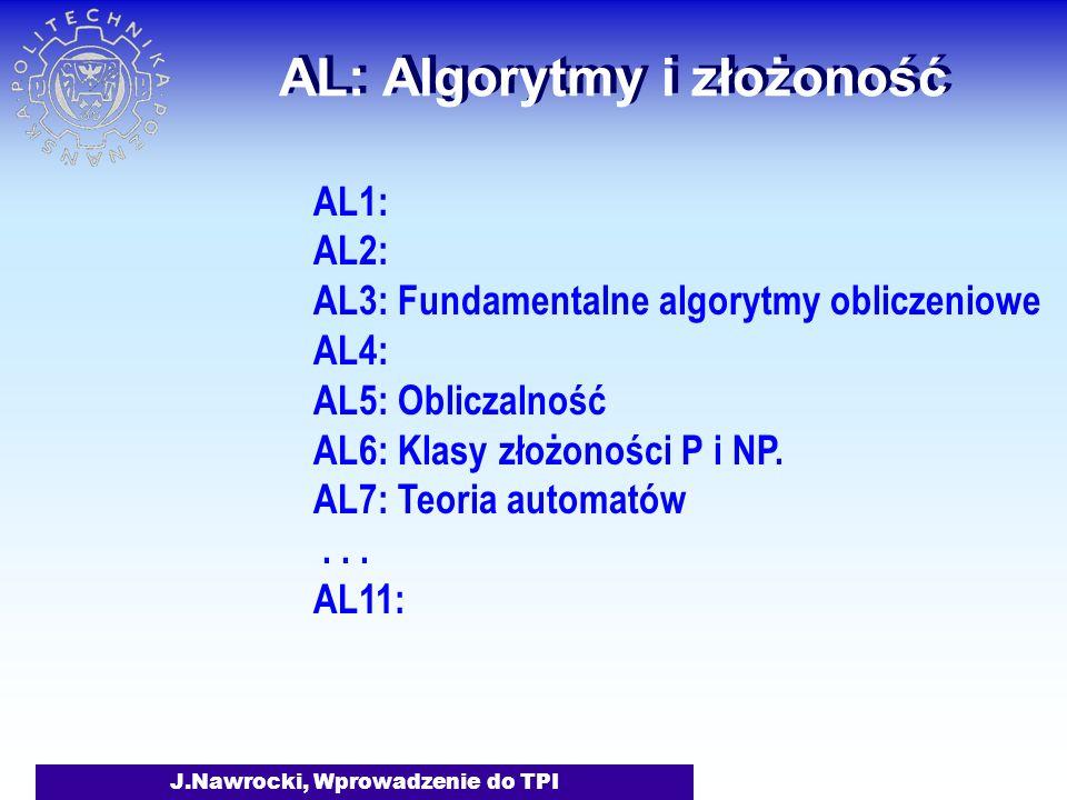 AL: Algorytmy i złożoność