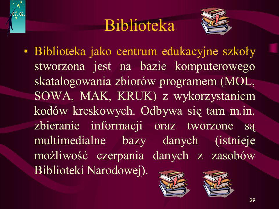 G. G. Biblioteka.