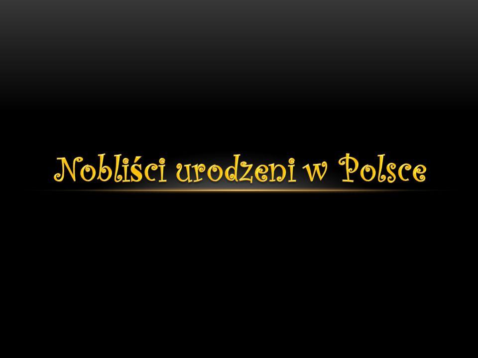 Nobliści urodzeni w Polsce