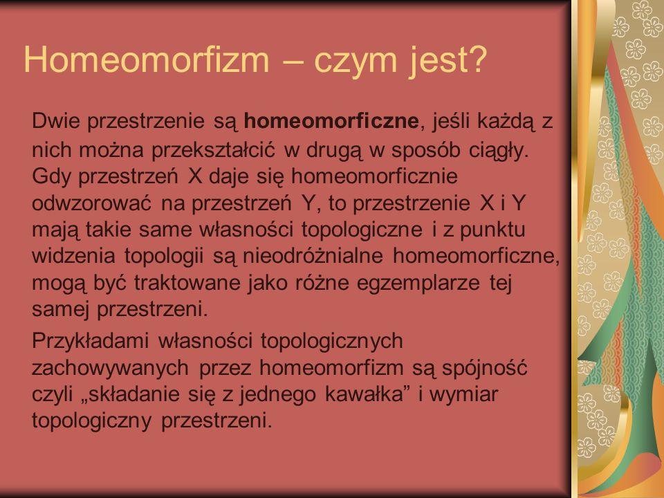Homeomorfizm – czym jest