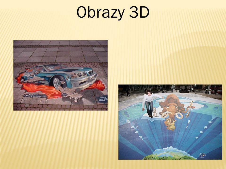 Obrazy 3D