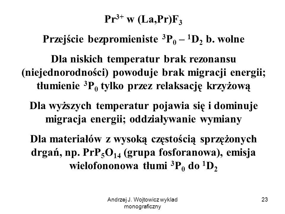Przejście bezpromieniste 3P0 – 1D2 b. wolne