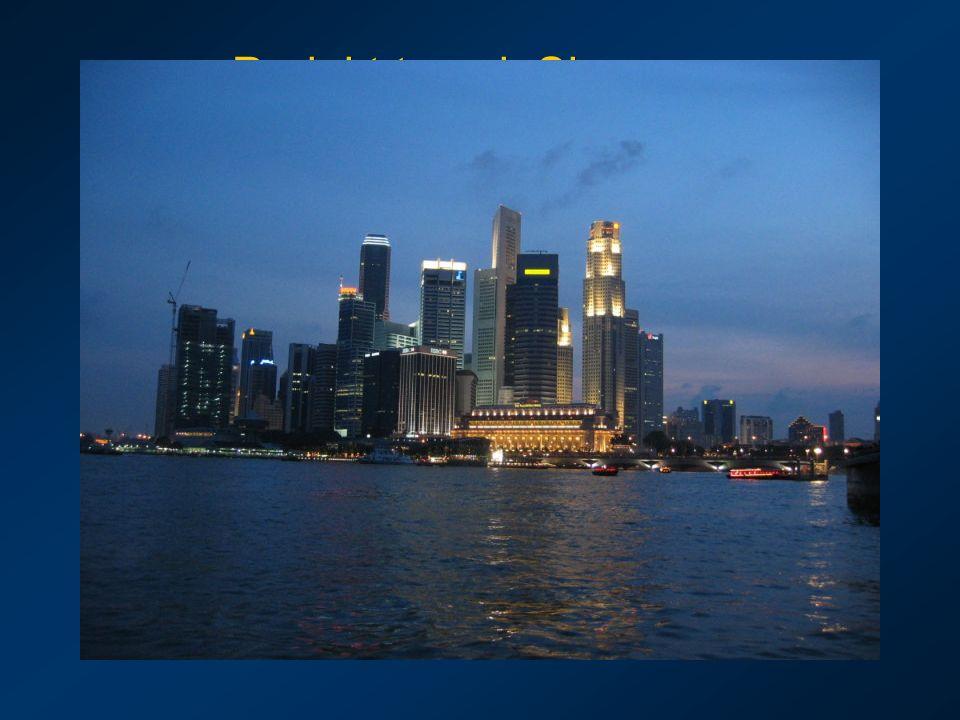 Projekt trzeci: Singapur