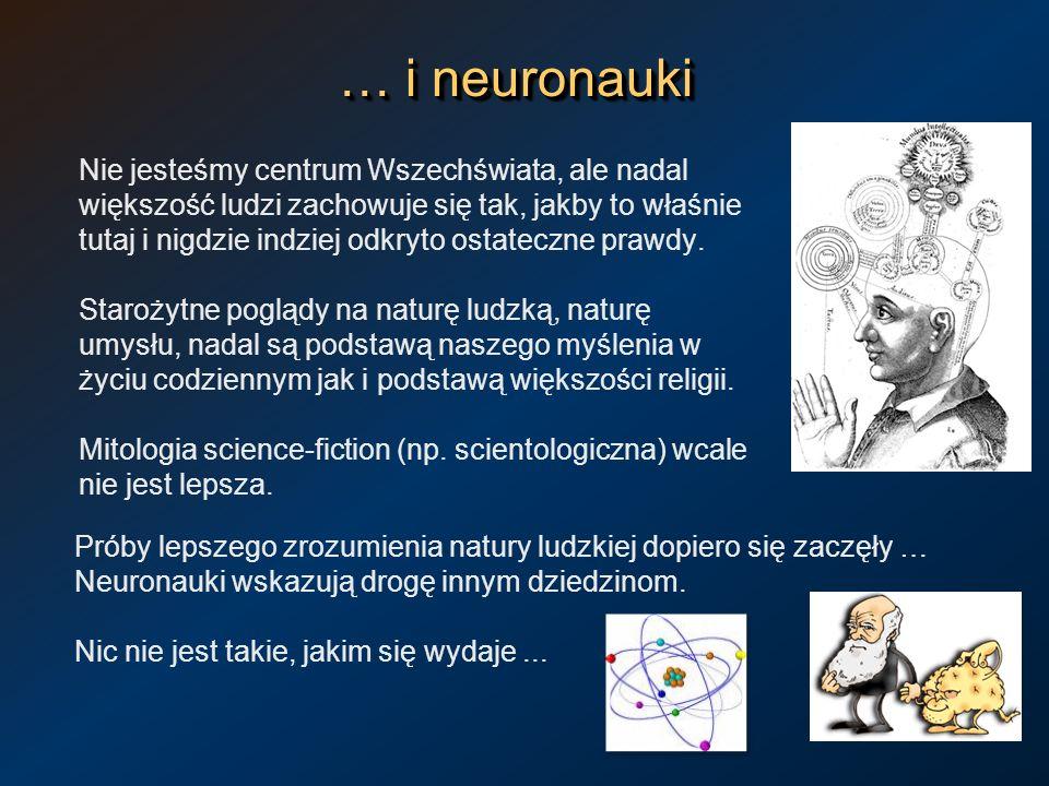 … i neuronauki