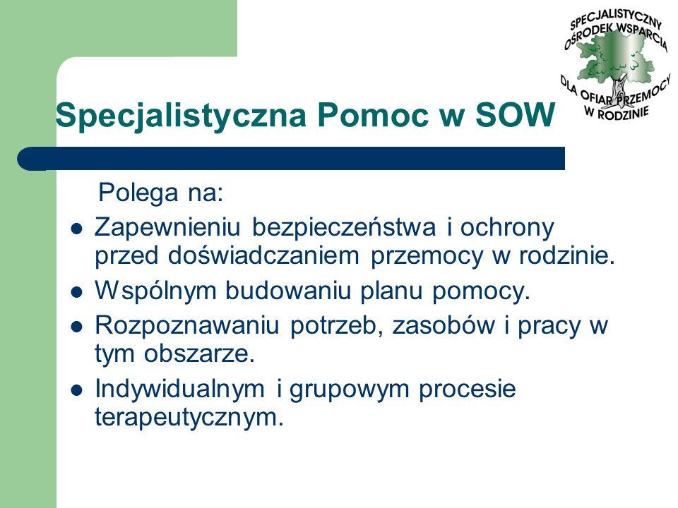 Specjalistyczna Pomoc w SOW
