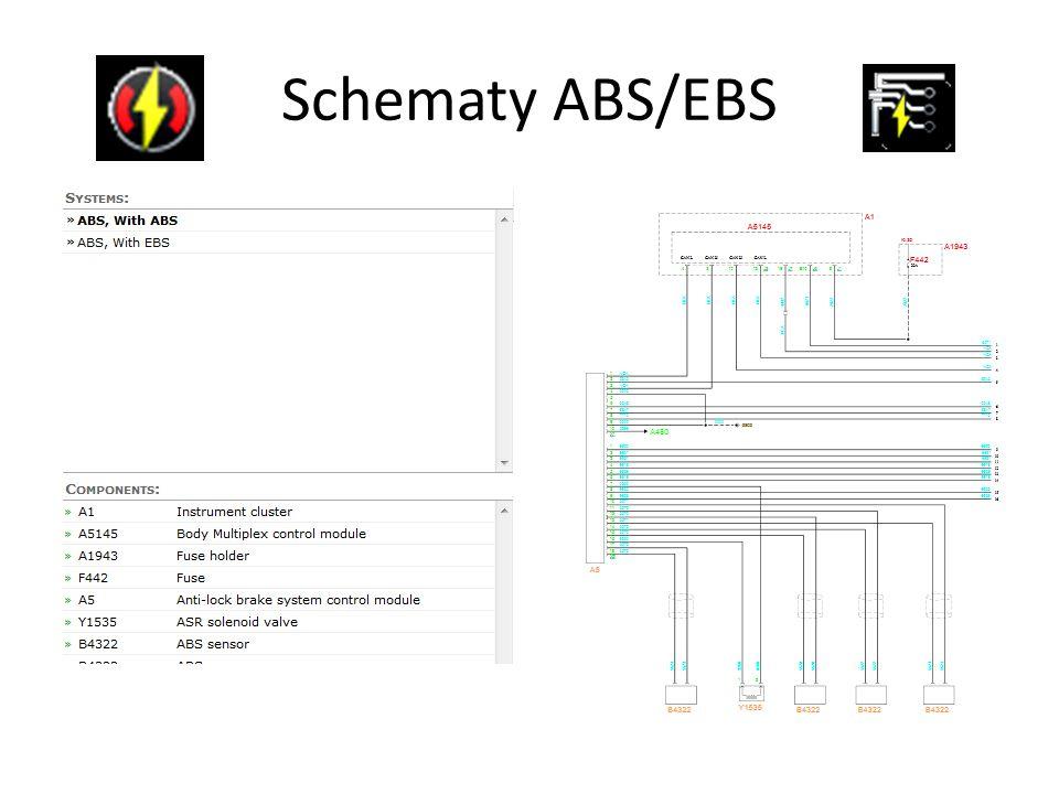 Schematy ABS/EBS