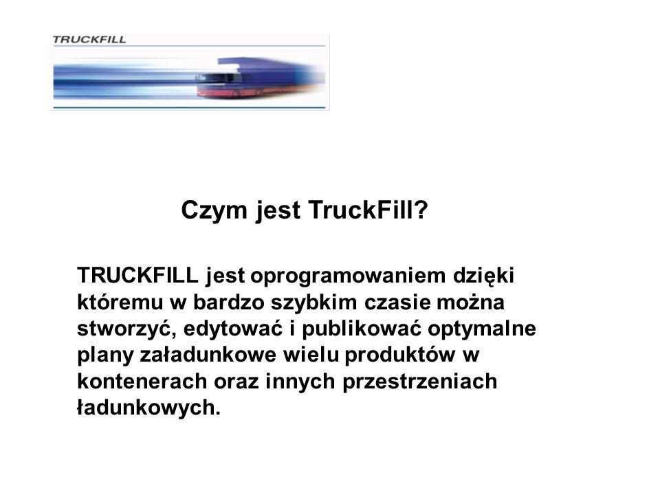 Czym jest TruckFill TRUCKFILL jest oprogramowaniem dzięki