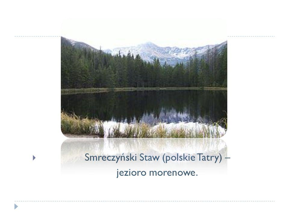 Smreczyński Staw (polskie Tatry) –