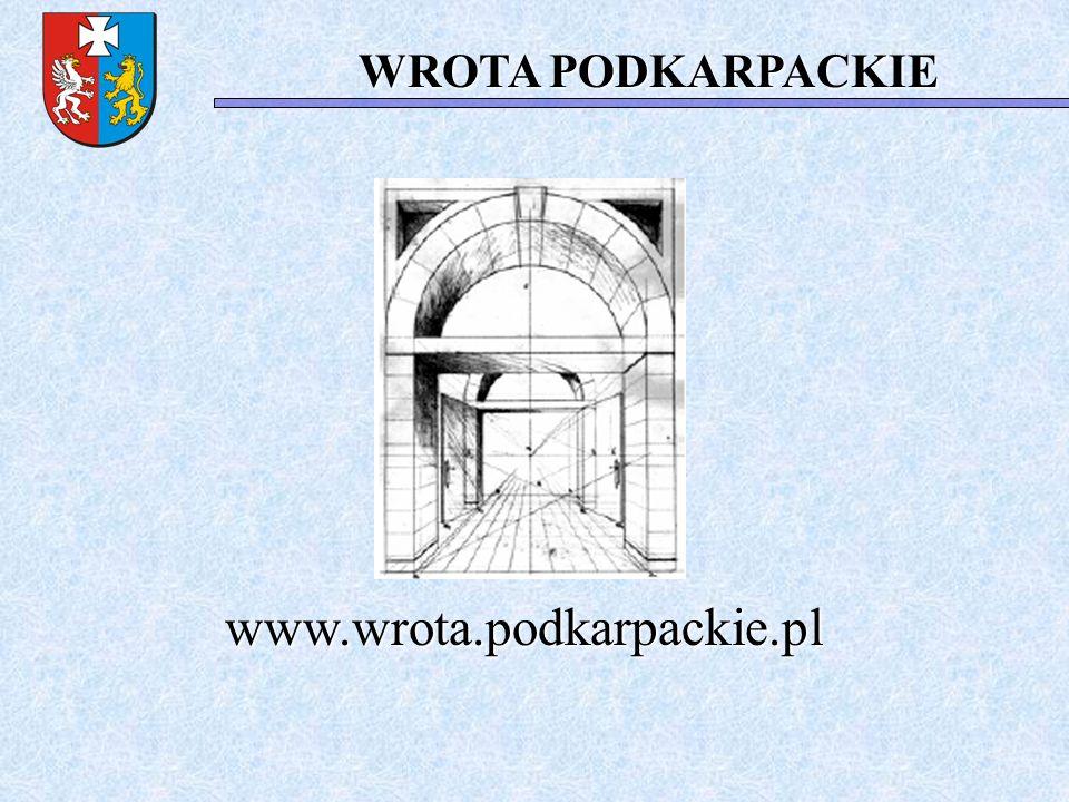 WROTA PODKARPACKIE www.wrota.podkarpackie.pl