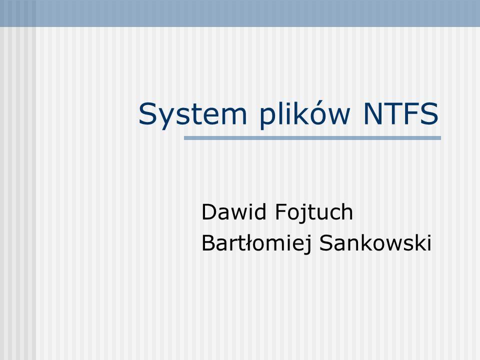 Dawid Fojtuch Bartłomiej Sankowski