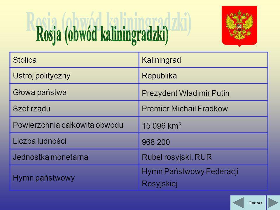 Rosja (obwód kaliningradzki)