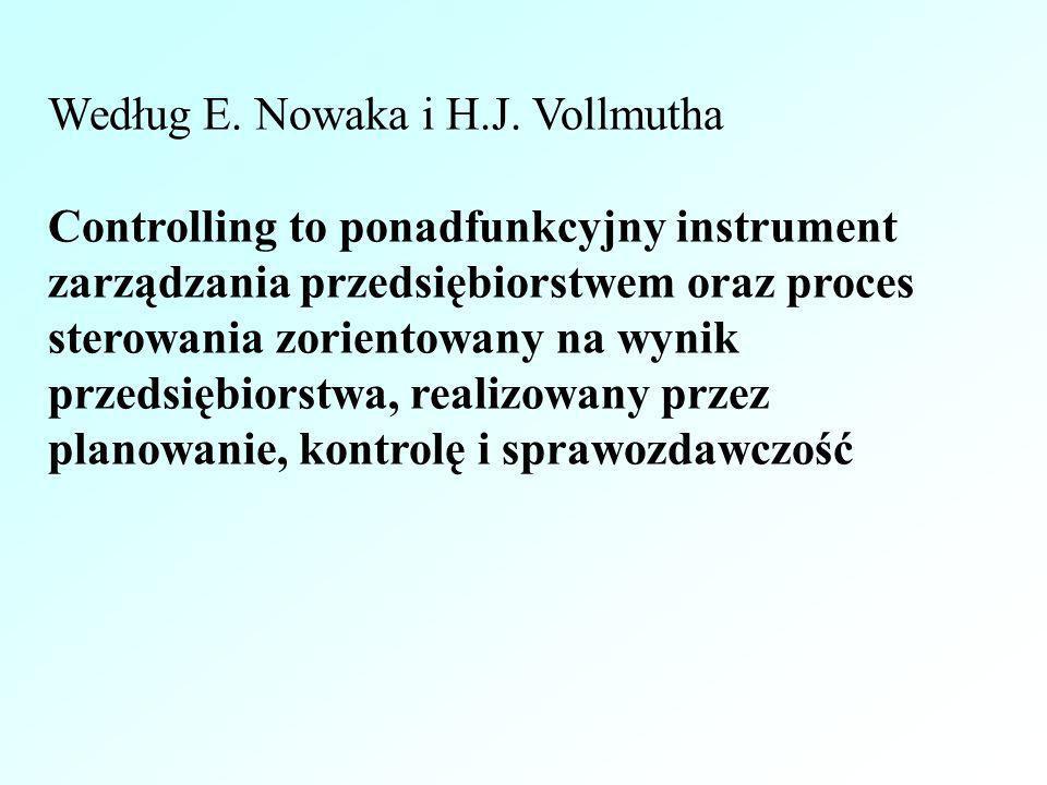 Według E. Nowaka i H.J. Vollmutha