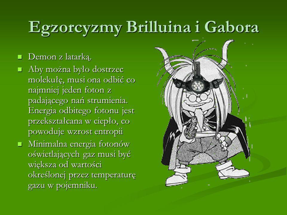 Egzorcyzmy Brilluina i Gabora