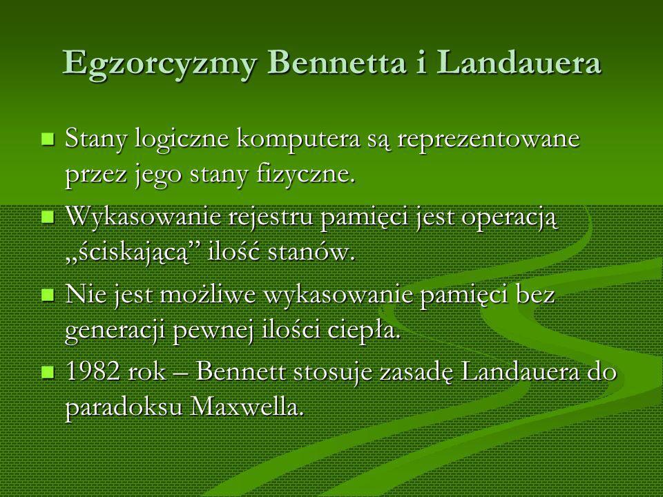 Egzorcyzmy Bennetta i Landauera