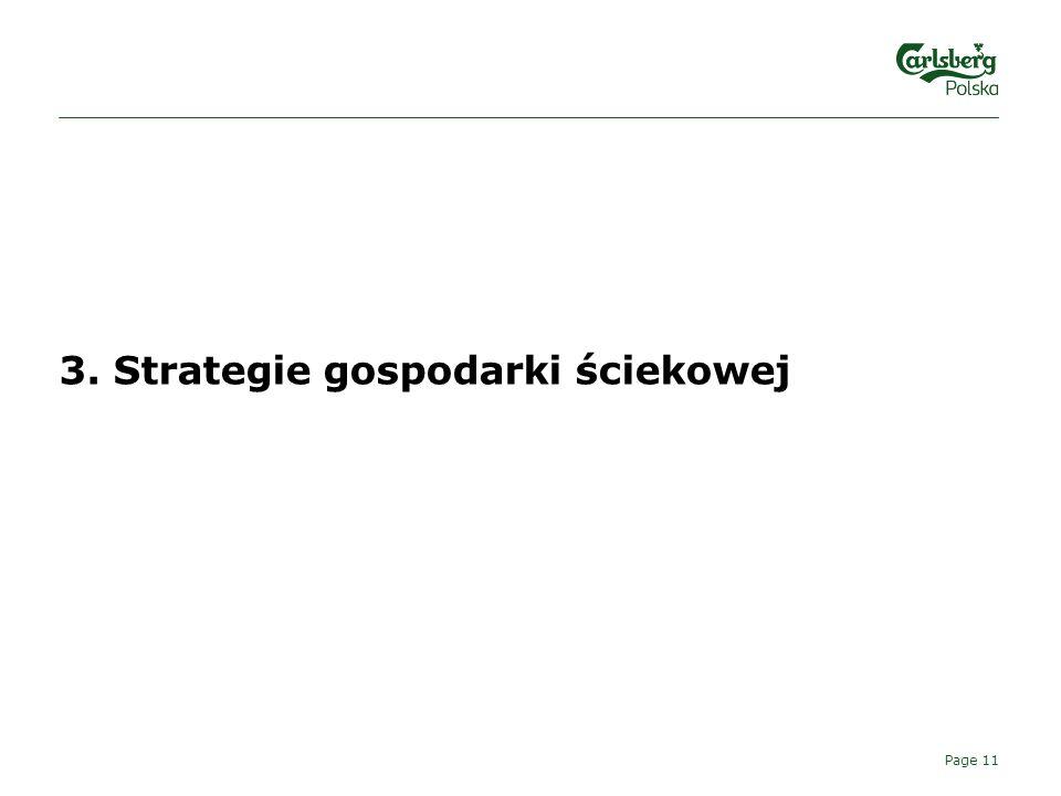 3. Strategie gospodarki ściekowej