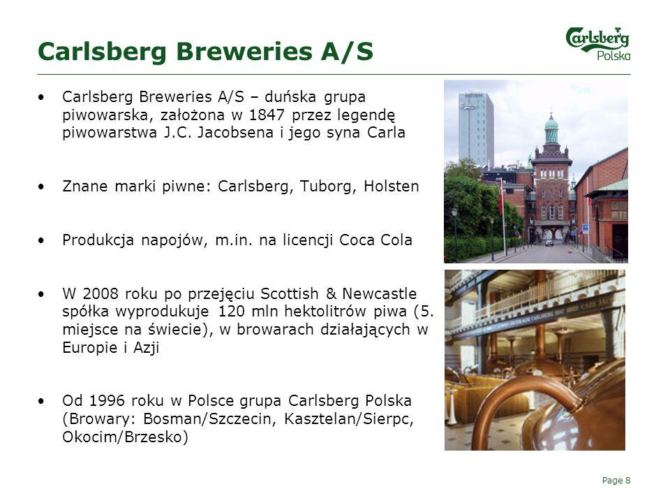 Carlsberg Breweries A/S