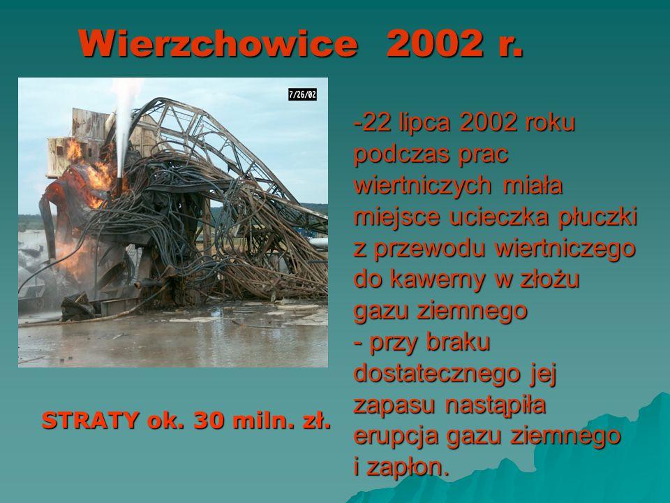 Wierzchowice 2002 r.