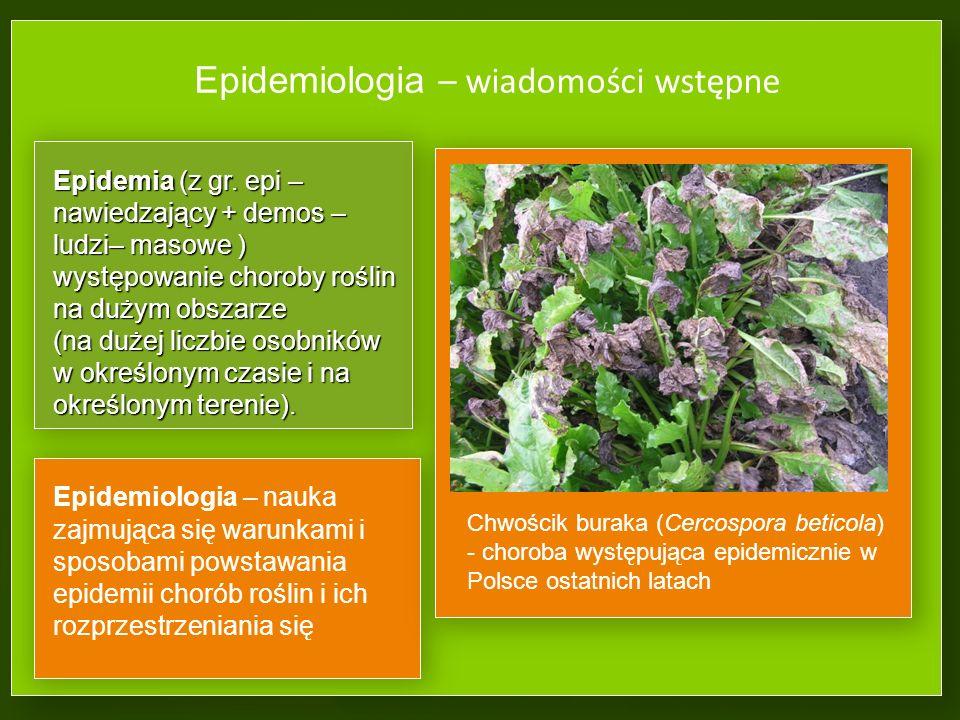 Epidemiologia – wiadomości wstępne