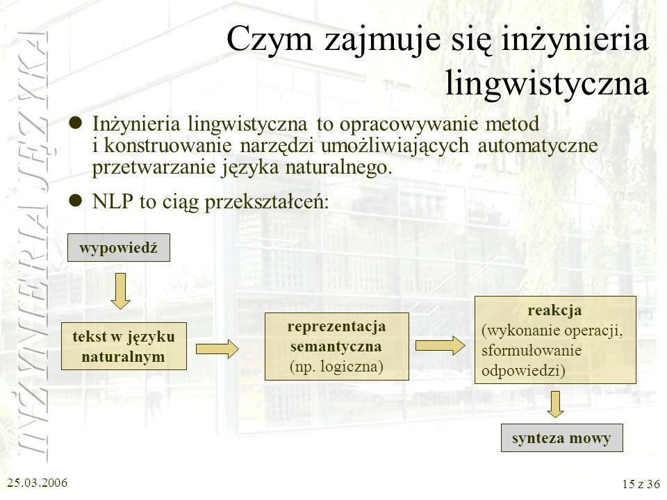 Czym zajmuje się inżynieria lingwistyczna