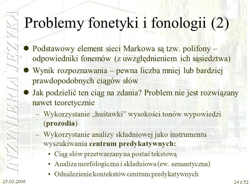 Problemy fonetyki i fonologii (2)