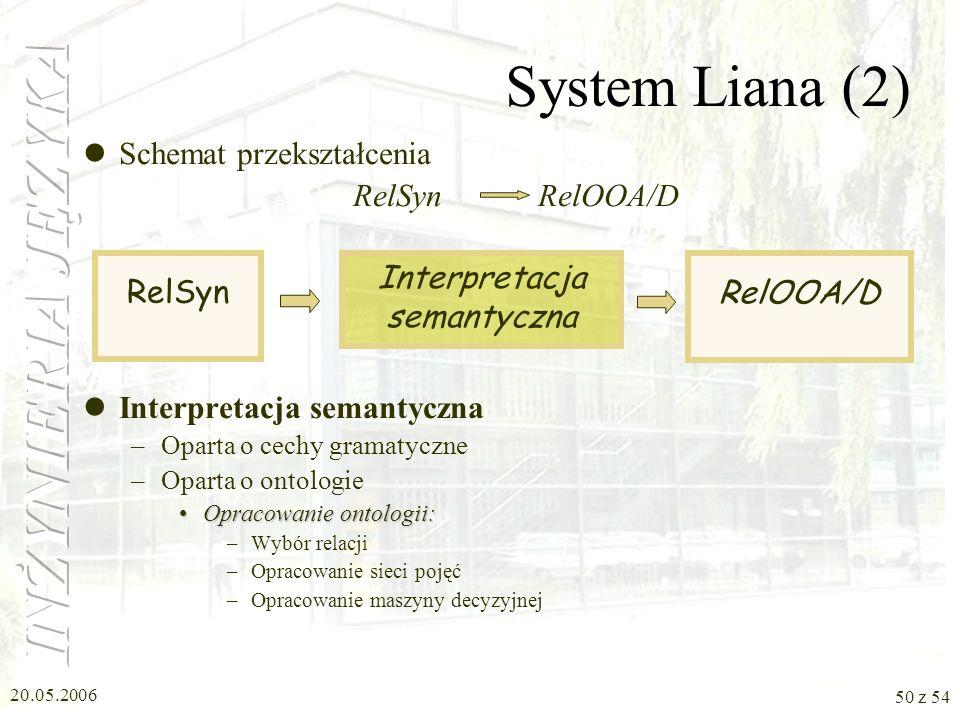 Interpretacja semantyczna
