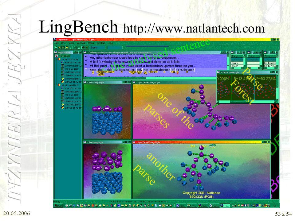 LingBench http://www.natlantech.com